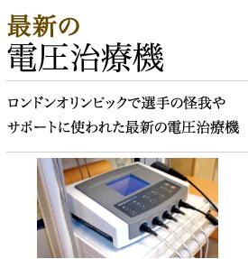電圧治療器